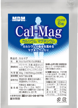 カルシウム+マグネシウム